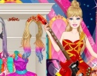 Barbie Princesa Popstar