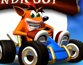 Crash Bandicoot Kart