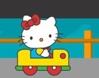 Hello Kitty Pegando Presentes