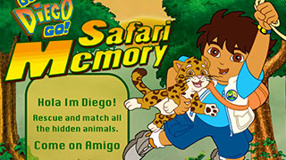 Safari do Diego