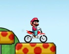 Super Mario Moto Cross